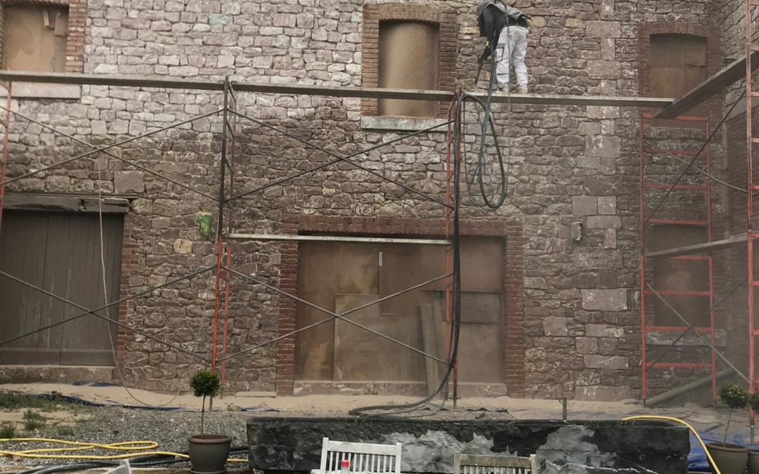 AB-RENOV, entreprise de sablage pour tous vos travaux de ravalement de façades à Charleroi